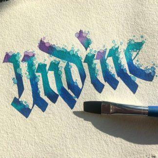 undine-water-calligraphy